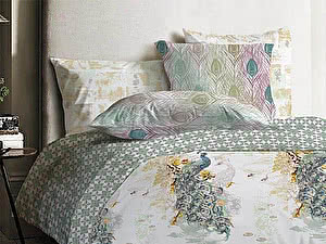 Постельное белье Mona Liza Japanese Miracle Peacock